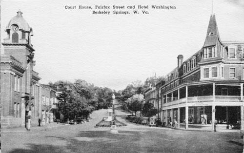 Fairfax Street